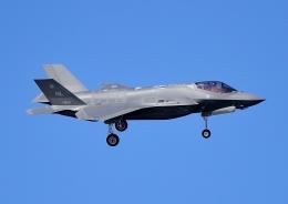 じーく。さんが、嘉手納飛行場で撮影したアメリカ空軍 F-35A-3I Lightning IIの航空フォト(写真)