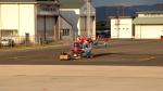 誘喜さんが、出雲空港で撮影した島根県防災航空隊 BK117C-2の航空フォト(写真)