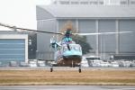 小金井原住民さんが、立川飛行場で撮影した警視庁 AW139の航空フォト(写真)