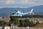 sumihan_2010さんが、名古屋飛行場で撮影した兵庫県警察 A109E Powerの航空フォト(写真)
