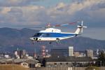 sumihan_2010さんが、名古屋飛行場で撮影したファーストエアートランスポート S-76C++の航空フォト(写真)