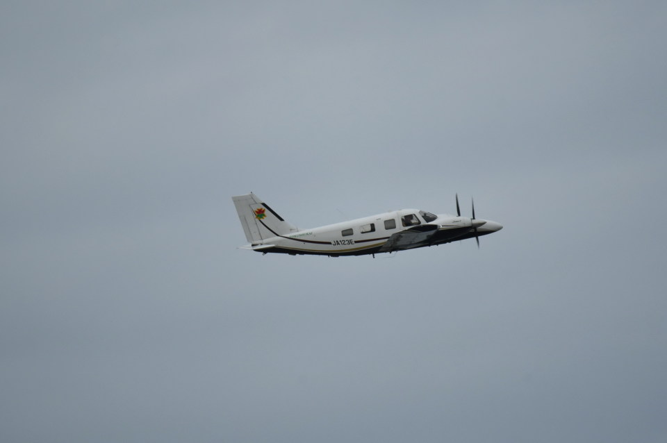 kumagorouさんの北日本航空 Piper PA-34 Seneca (JA123E) 航空フォト
