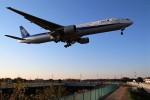 HK Express43さんが、伊丹空港で撮影した全日空 777-381の航空フォト(写真)