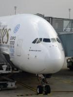 westtowerさんが、パリ シャルル・ド・ゴール国際空港で撮影したエミレーツ航空 A380-861の航空フォト(写真)