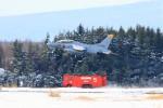 hidetsuguさんが、千歳基地で撮影した航空自衛隊 T-4の航空フォト(写真)