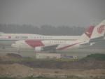 きゃみさんが、北京首都国際空港で撮影したダイナミック・エアウェイズ 767-246の航空フォト(写真)