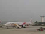 きゃみさんが、北京首都国際空港で撮影した中国国際航空 777-39L/ERの航空フォト(写真)