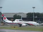 きゃみさんが、シンガポール・チャンギ国際空港で撮影したビーマン・バングラデシュ航空 737-8E9の航空フォト(写真)
