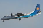 Shotaroさんが、大連周水子国際空港で撮影した幸福航空 MA60の航空フォト(写真)