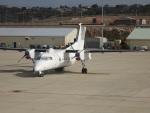 nobu2000さんが、ハト国際空港で撮影したシエラ・ネバダ・コーポレーション DHC-8-201 Dash 8の航空フォト(写真)
