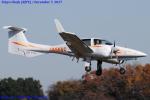 Chofu Spotter Ariaさんが、調布飛行場で撮影したアイベックスアビエイション DA42 TwinStarの航空フォト(飛行機 写真・画像)