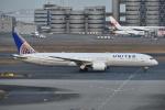 よしポンさんが、羽田空港で撮影したユナイテッド航空 787-9の航空フォト(写真)