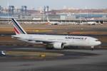 ハム太郎さんが、羽田空港で撮影したエールフランス航空 777-228/ERの航空フォト(写真)