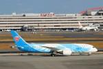 ハム太郎。さんが、羽田空港で撮影した中国南方航空 787-8 Dreamlinerの航空フォト(写真)
