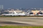 zero1さんが、台北松山空港で撮影した華捷商務航空 G-V-SP Gulfstream G550の航空フォト(写真)