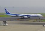 bannigsさんが、羽田空港で撮影した全日空 777-381の航空フォト(写真)