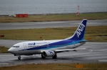 ハピネスさんが、関西国際空港で撮影したANAウイングス 737-5L9の航空フォト(写真)