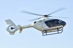 Soraya_Projectさんが、東京ヘリポートで撮影したエクセル航空 EC135T2+の航空フォト(写真)