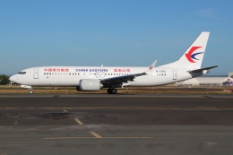 JRF spotterさんが、ダニエル・K・イノウエ国際空港で撮影した中国東方航空 737-8-MAXの航空フォト(写真)