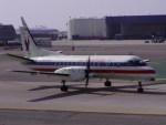 トシさんさんが、ロサンゼルス国際空港で撮影したアメリカン・イーグルの航空フォト(写真)