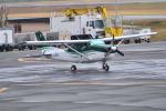 md11jbirdさんが、熊本空港で撮影した共立航空撮影 TU206G Turbo Stationair 6の航空フォト(写真)