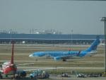 toyokoさんが、上海浦東国際空港で撮影した昆明航空 737-87Lの航空フォト(写真)