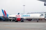 とおまわりさんが、タンソンニャット国際空港で撮影したラヤ・エアウェイズ 757-26D(PCF)の航空フォト(写真)