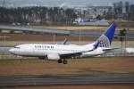kumagorouさんが、仙台空港で撮影したユナイテッド航空 737-724の航空フォト(飛行機 写真・画像)