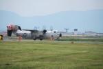山猿さんが、岩国空港で撮影したアメリカ海軍 C-2A Greyhoundの航空フォト(写真)