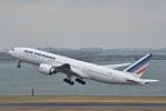 B747‐400さんが、羽田空港で撮影したエールフランス航空 777-228/ERの航空フォト(写真)