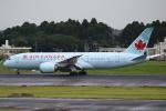 セブンさんが、成田国際空港で撮影したエア・カナダ 787-8 Dreamlinerの航空フォト(飛行機 写真・画像)