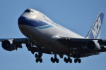 Dutchsamuさんが、成田国際空港で撮影した日本貨物航空 747-4KZF/SCDの航空フォト(写真)