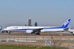 Dutchsamuさんが、成田国際空港で撮影した全日空 777-381/ERの航空フォト(写真)