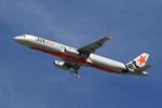 Jinxさんが、ブリスベン空港で撮影したジェットスター A321-232の航空フォト(写真)