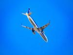 名無しの権兵衛さんが、羽田空港で撮影した全日空 A321-211の航空フォト(写真)