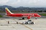 demodori6さんが、静岡空港で撮影したフジドリームエアラインズ ERJ-170-100 (ERJ-170STD)の航空フォト(写真)