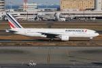 たみぃさんが、羽田空港で撮影したエールフランス航空 777-228/ERの航空フォト(写真)