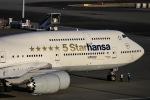 kikiさんが、羽田空港で撮影したルフトハンザドイツ航空 747-830の航空フォト(写真)