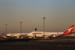 kikiさんが、羽田空港で撮影したカンタス航空 747-438/ERの航空フォト(写真)