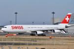 Dutchsamuさんが、成田国際空港で撮影したスイスインターナショナルエアラインズ A340-313Xの航空フォト(写真)