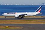 PASSENGERさんが、羽田空港で撮影したエールフランス航空 777-228/ERの航空フォト(写真)