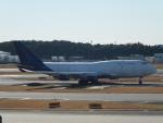 じゅんぼ〜さんが、成田国際空港で撮影したウエスタン・グローバル・エアラインズ 747-446(BCF)の航空フォト(写真)