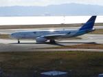 @たかひろさんが、関西国際空港で撮影したガルーダ・インドネシア航空 A330-243の航空フォト(写真)