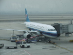flyingmasさんが、南京禄口国際空港で撮影した中国南方航空 A319-132の航空フォト(写真)