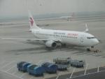 flyingmasさんが、南京禄口国際空港で撮影した中国東方航空 737-89Pの航空フォト(写真)