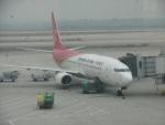 flyingmasさんが、南京禄口国際空港で撮影した深圳航空 737-87Lの航空フォト(写真)