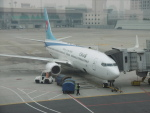 flyingmasさんが、南京禄口国際空港で撮影した河北航空 737-8LWの航空フォト(写真)