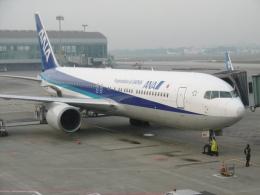 flyingmasさんが、成都双流国際空港で撮影した全日空 767-381/ERの航空フォト(飛行機 写真・画像)