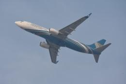 航空フォト:A4O-BAB オマーン航空 737-800