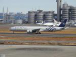 kayさんが、羽田空港で撮影したガルーダ・インドネシア航空 777-3U3/ERの航空フォト(写真)